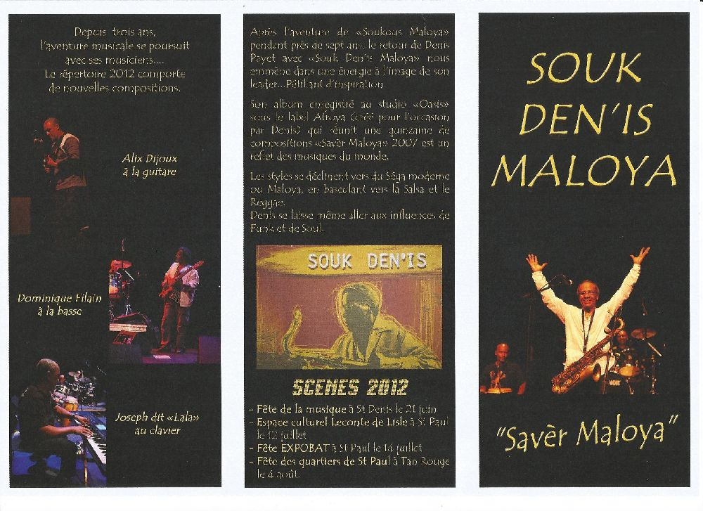 Souk Den'is Maloya - Galerie Photo